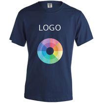 Camiseta unisex 130 gr m2 algodon ring spun mc130 keya 130 personalizado