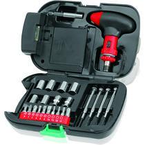 Set de 24 herramientas y linterna personalizado
