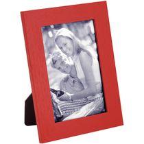 Marco portafotos efecto madera personalizado