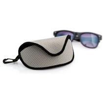 Funda de gafas de poliester rigida personalizada
