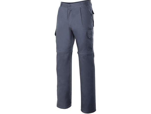 Pantalon multibolsillos desmontable velilla personalizado