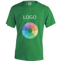 Camiseta unisex 180 gr m2 algodon ring spun mc180 keya 180 personalizado