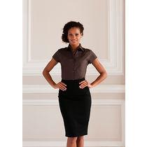 Blusa entallada de mujer russell 140 personalizada