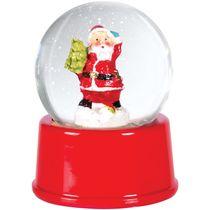 Bola de cristal cdon nieve personalizada