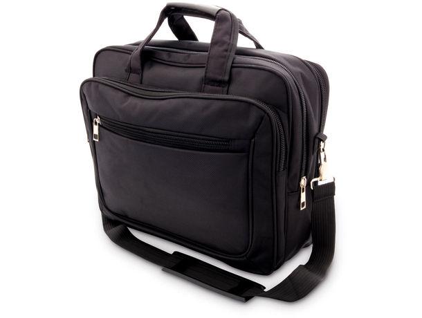 Maletin con bolsillo para portatil personalizado