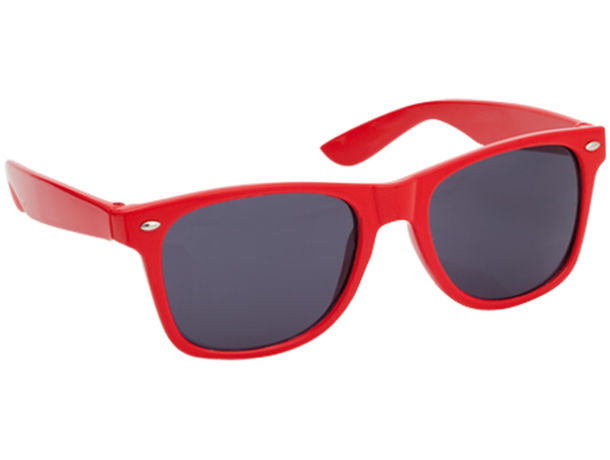 Gafas de sol con proteccion uv 400 barato rojo