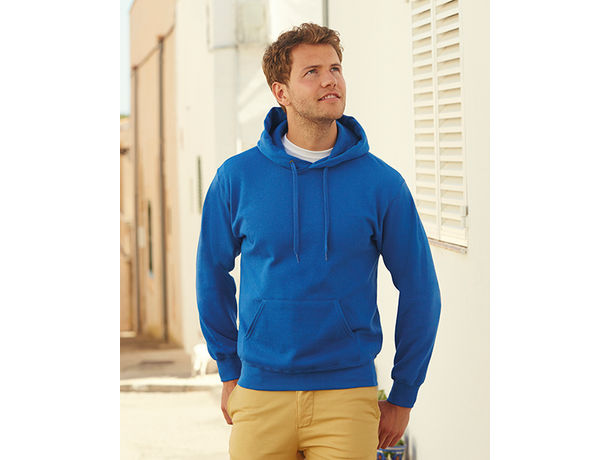 Sudadera Capucha Fruit Of The Loom 280Gr