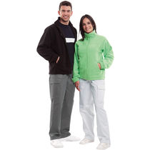 Pantalon largo multibolsillos roble personalizado