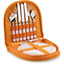Set de picnic barato naranja