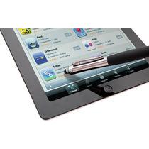 Boligrafo con puntero de pantalla tactil personalizado