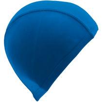 Gorro de piscina micra personalizado azul