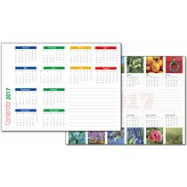 Calendarios 2019 vade de mesa planning semanal y anual personalizado