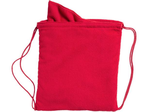 Mochila toalla de cuerda personalizada