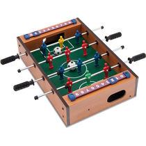 Mini futbolin de madera personalizado