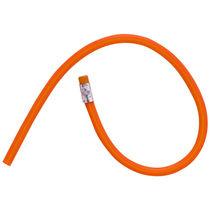 Lapiz flexible barato naranja