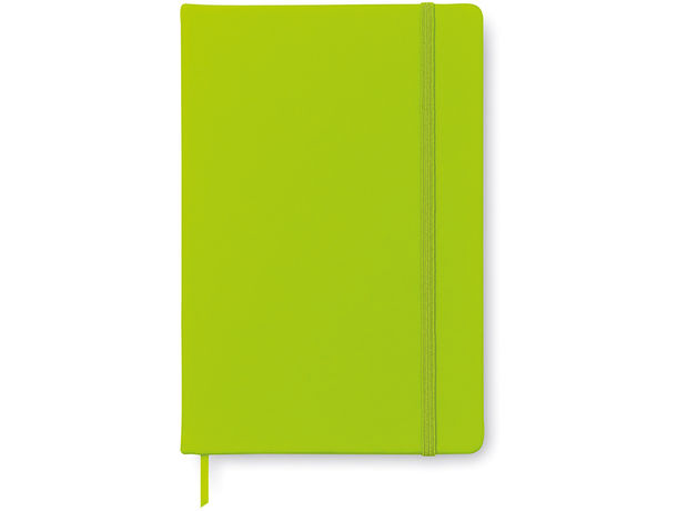 A5 cuaderno a rayas personalizado