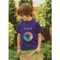 Camiseta de nino value weight fruit of the loom 165 personalizado