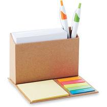 Archivador plegable con notas personalizado