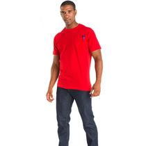 Camiseta con bolsillo teckel roly 160 personalizada