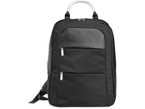 Bolsa para portatil de alta calidad personalizada negro