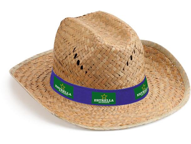 Sombrero de paja personalizado