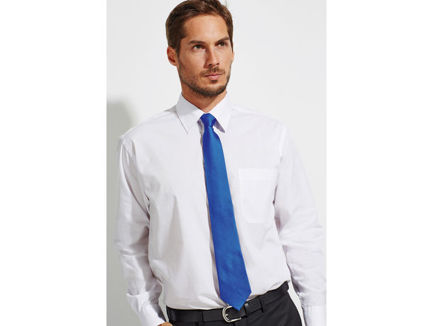 Corbata lisa en muchos colores personalizada
