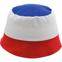 Gorro banderas de 4 paises patriot personalizado francia