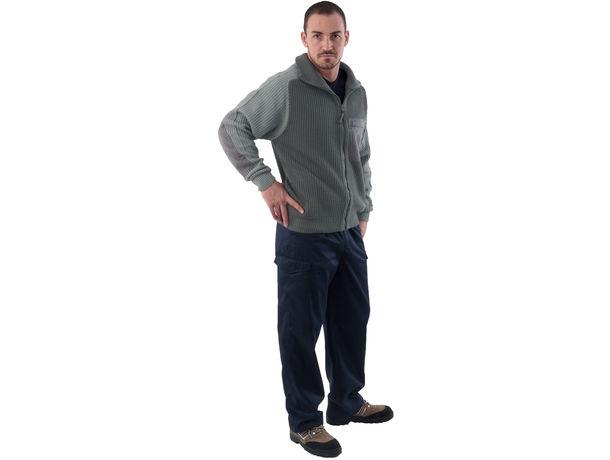 Jersey de trabajo reforzado de hombre arce 525 personalizado