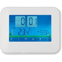 Estacion meteorologica pantalla tactil personalizado