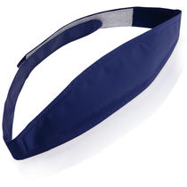 Banda termica frio y calor personalizada azul marino