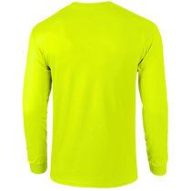 Camiseta manga larga ultra gildan 205 personalizada
