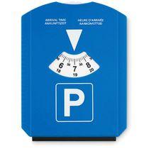 Rascador de hielo parquimetro personalizado