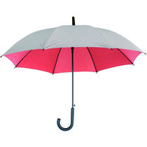 Paraguas automatico bicolor personalizado