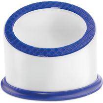Soporte altavoz para moviles personalizado blanco azul