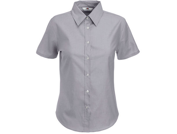 Blusa de mujer oxford fruit of the loom 135 personalizada
