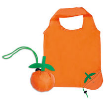 Bolsa plegable en forma de fruta personalizada