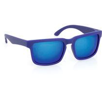 Gafas de sol lente a conjunto uv400 personalizado azul