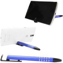 Boligrafo con puntero y soporte para movil personalizado