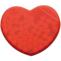 Caja corazon de caramelos personalizada
