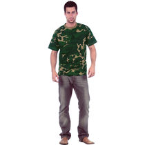 Camiseta camuflaje jungle 185 personalizada