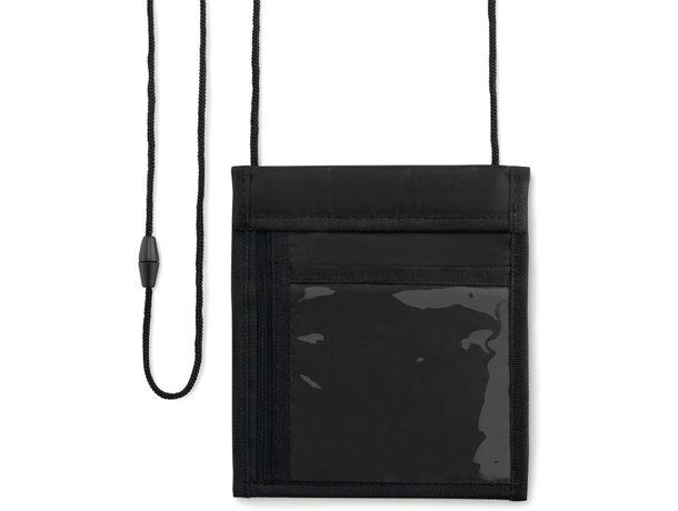 Billetera de nylon 70d personalizada