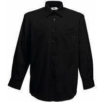 Camisa de hombre popelin la fruit of the loom 120 personalizada