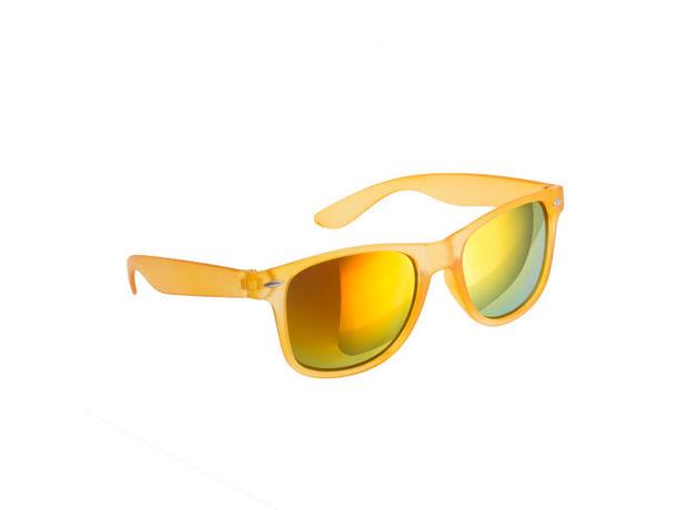 Gafas sol con cristales de colores personalizado