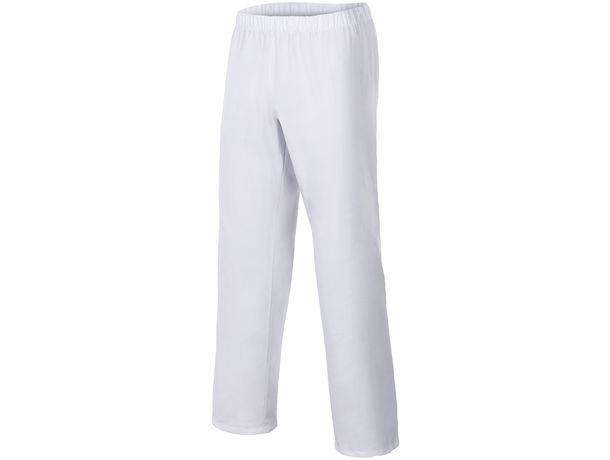Pantalon pijama sin cremallera blanco velilla personalizado