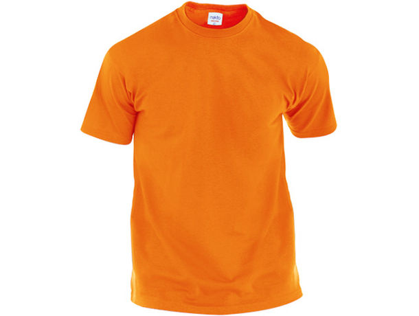 Camiseta Color 100% Algodon 135 gr/m2